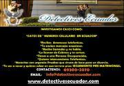 Detectives Privados Ecuador