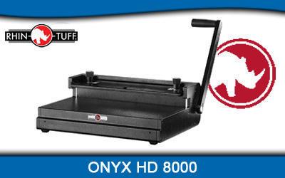 CERRADORA MANUAL ONYX HD 8000