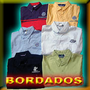 Bordados camisas