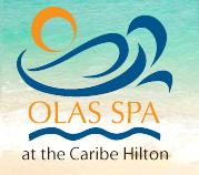 Olas Spa at the Caribe Hilton
